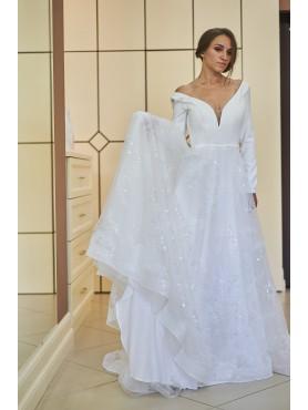 Весільна сукня S022