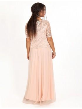 Вечернее платье V-083