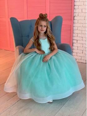 Платье детское D022