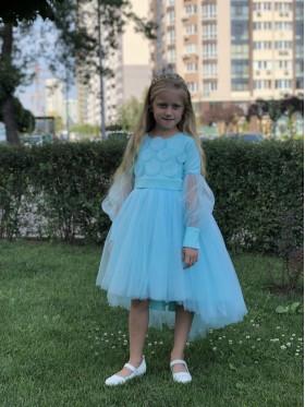 Платье детское D001