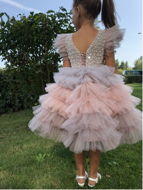 Платье детское D002