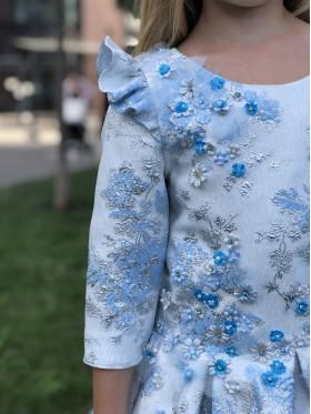 Платье детское D004