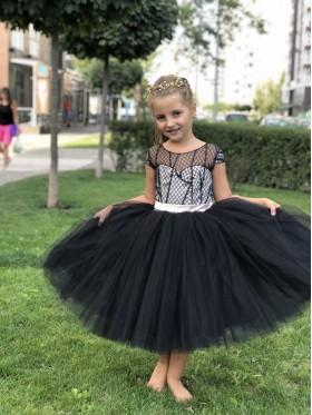 Платье детское D005