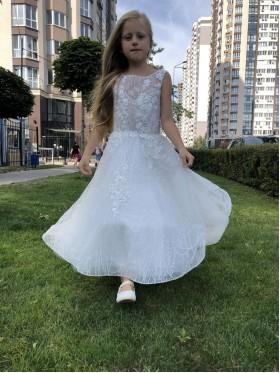 Платье детское D006
