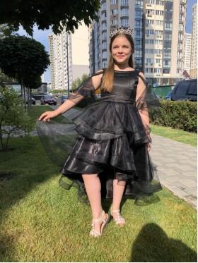 Платье детское D007