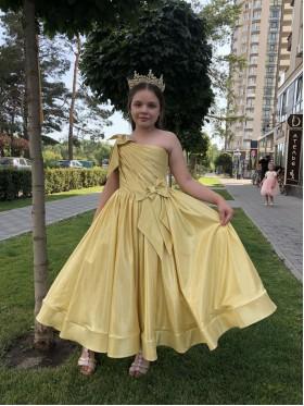 Платье детское D010