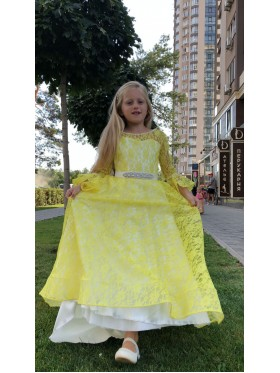 Платье детское D011