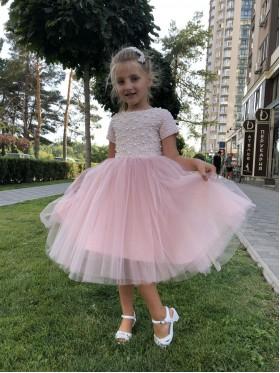 Платье детское D012