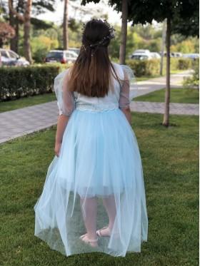 Платье детское D013