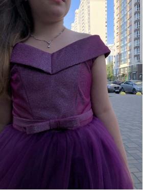 Платье детское D014