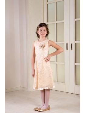 Платье детское  D018