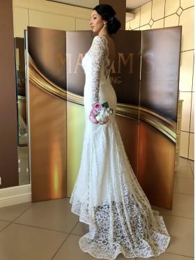 Свадебное платье рыбка R002