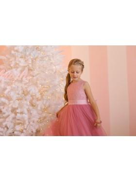 Платье детское  D025