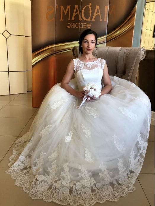 Свадебное платье R001