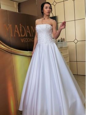 Свадебное платье белое R003