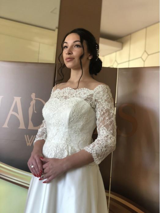 Свадебное платье R006
