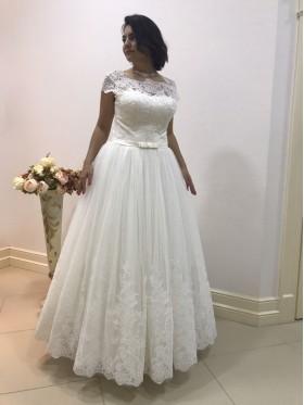 Свадебное платье  S014