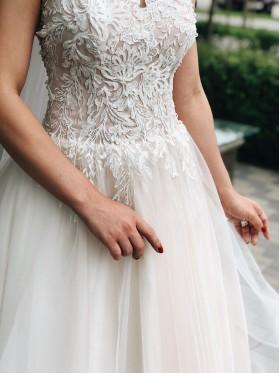 Свадебное платье  S003