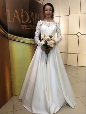 Свадебное платье  S007