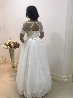 Свадебное платье  S010