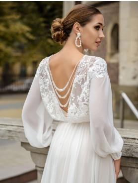 Свадебное платье трансформер S022