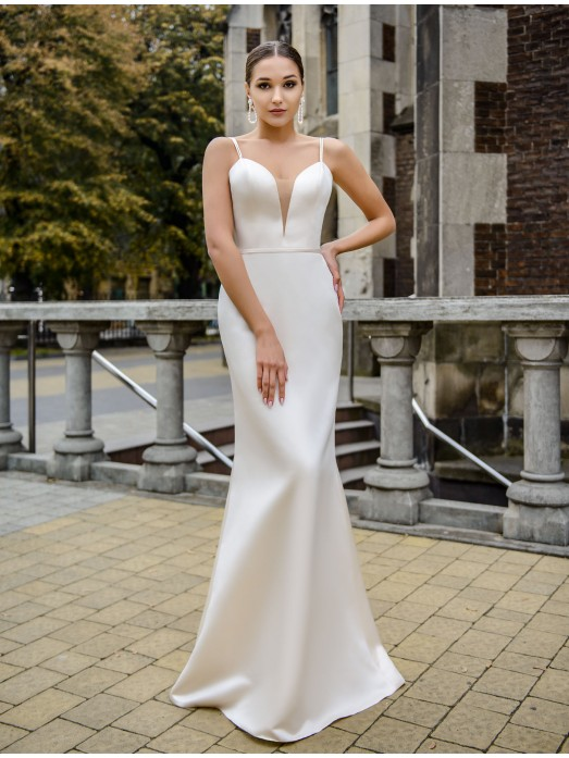 Свадебное платье S022