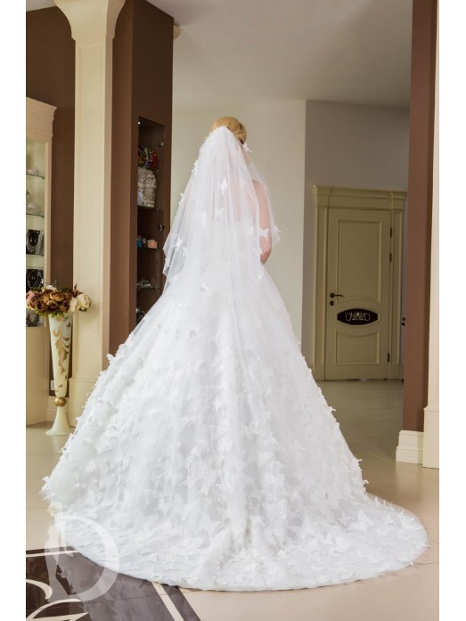 Свадебное платье S029