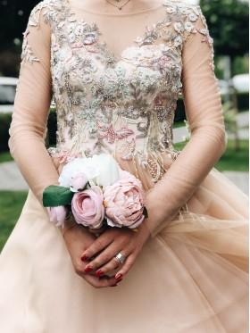 Свадебное платье S001