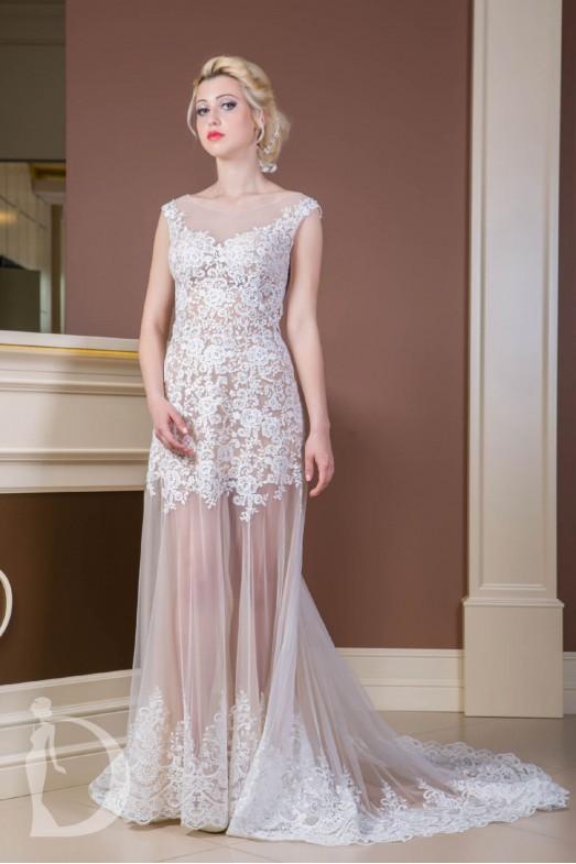 Свадебное платье S023