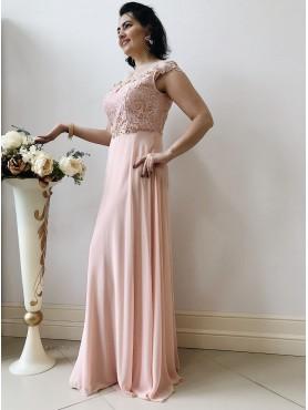 Вечернее платье V-007
