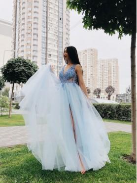 Вечернее платье V-011