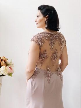Вечернее платье  V-012