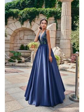 Вечернее платье V-016
