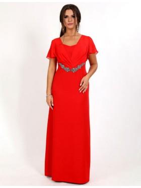 Вечернее платье V-018