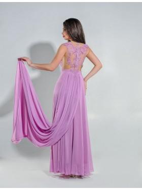 Вечернее платье V-020