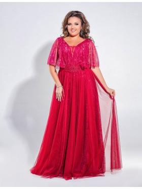 Вечернее платье V-022