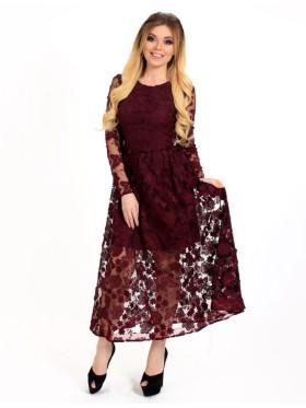 Вечернее платье V-024