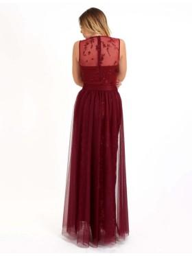 Вечернее платье V-025