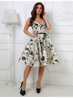 Вечернее платье V-028