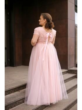 Вечернее платье V-033