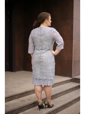 Вечернее платье V-042