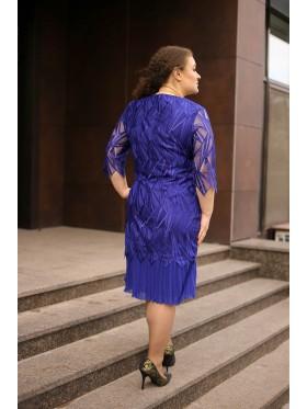 Вечернее платье V-043