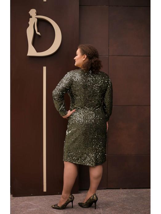 Вечернее платье V-058