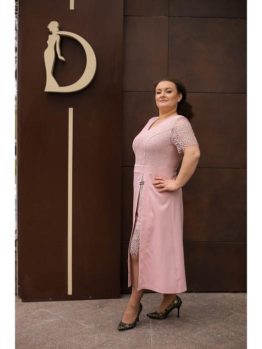 Вечернее платье V-063