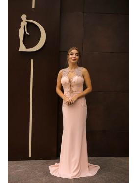 Вечернее платье V-069