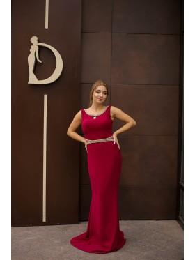 Вечернее платье V-070