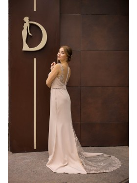 Вечернее платье V-071