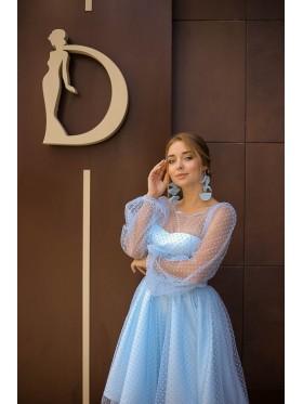 Вечернее платье V-073