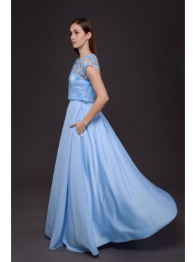 Вечернее платье V-078