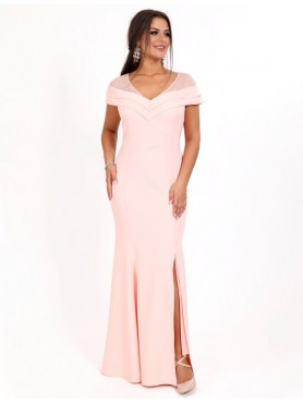 Вечернее платье V-079